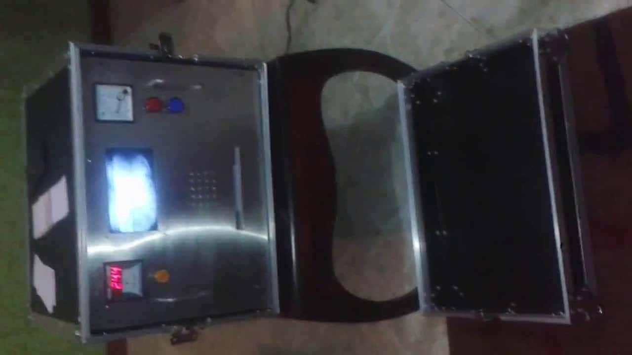 SSD automatic Money cleaning machine
