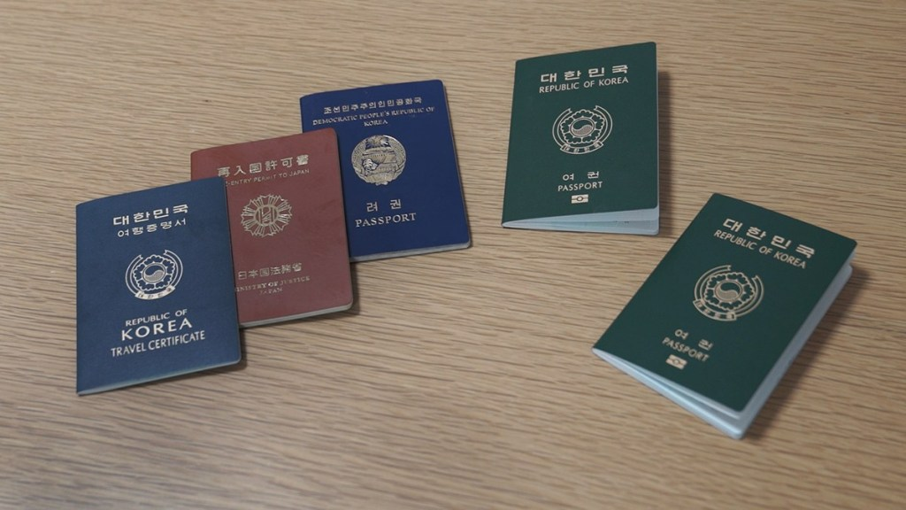Buy Authentic Fake Korean Passport Online