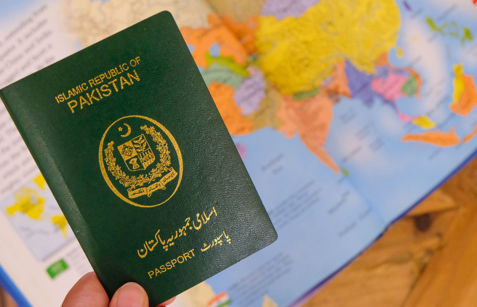 Purchase Authentic Pakistani Passports Online