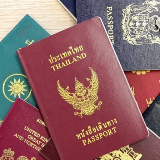 Buy Fake Thailand Passports For Sale