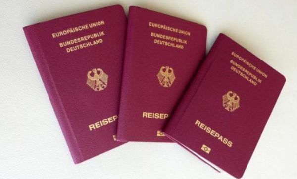 Buy False German(Germany) Passports For Sale