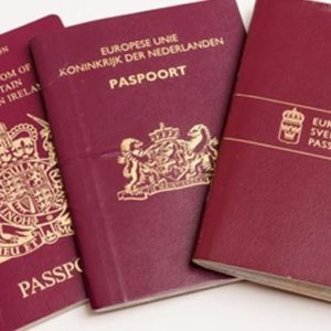 Buy Netherlands/Holland Passports For Sale