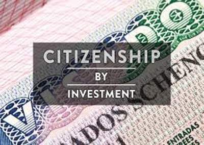Buy fake Citizenship By Investment